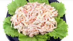 Σαλάτα κηπουρού   Σαλάτες   Συνταγές   click@Life Rigatoni, Diy Food, Potato Salad, Side Dishes, Cabbage, Potatoes, Vegetables, Ethnic Recipes, Potato