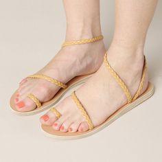 9242a15f23e Ancient Greek Sandals Eleftheria Braided Strap Sandal  sol  Shop Super  Street - 4 Ancient Greek