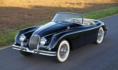 1959 Jaguar XK150 SE Roadster... Maintenance/restoration of old/vintage vehicles: the material for new cogs/casters/gears/pads could be cast polyamide which I (Cast polyamide) can produce. My contact: tatjana.alic@windowslive.com