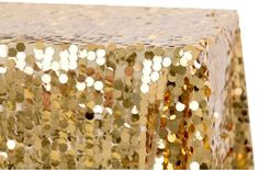 Give your party tables a stunning makeover with premier table covers from CV Linens! Shop our sparkling Large Payette Sequin Rectangular Tablecloths. Wholesale Tablecloths, Sequin Tablecloth, Wedding Decorations On A Budget, Wedding Linens, Blush Roses, Anniversary Parties, Floral Centerpieces, Simple Weddings, Table Linens