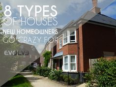 8 types of houses new homeowners go crazy  for https://buff.ly/2gFwOkm #Architecture #Construction #Decor #DecorationBuilding