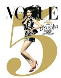 Image result for anniversary cover vogue