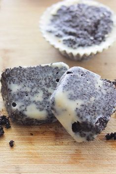 Body scrub cubes that use coffee grounds; a great way to scrub the body and add moisture.  Coconut Coffee Body Scrub Cubes are a great w...