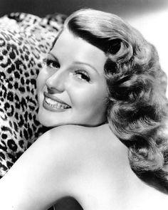Rita Hayworth, 1944