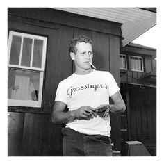 Paul Newman at Grossingers