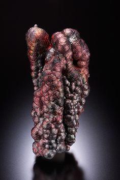Iridescent Goethite - α-FeO(OH) - Oxide mineral. Filon Sur Mine Tharsis, Huelva, Andalusia Spain