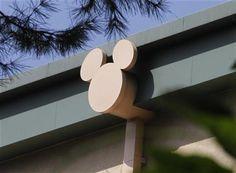 """""""Mickey"""" drainpipe"""