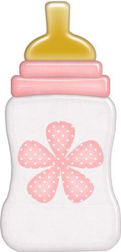 38 Ideas Baby Bottles Template For 2019 Baby Girl Clipart, Baby Shower Clipart, Baby Shower Templates, Baby Shower Deco, Shower Bebe, Baby Shower Parties, Dibujos Baby Shower, Moldes Para Baby Shower, Baby Clip Art