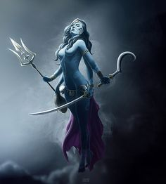 Kali by Juanco80.deviantart.com on @DeviantArt