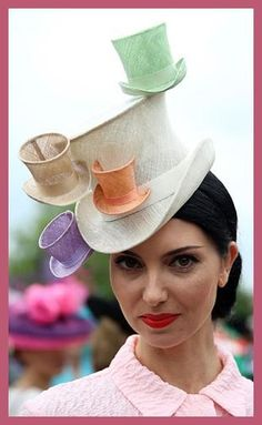 sombreros en la carrera caballos - Buscar con Google