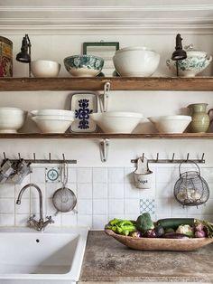 Ideas para renovar una cocina pequeña.