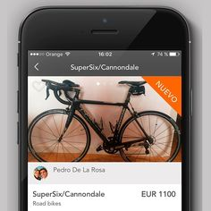 Nos sentimos super afortunados de que @PedrodelaRosa1 use BKIE para vender su bici y más si es por una buena causa! #InstitutGuttmann  #bikes #bicicletas #ridelife #roadbikes #secondhand #biking #fitnessworld #bikelife #appstore #segundamano #googleplay #enbici #instabikes #ride #bmx #motivation #mountainbike #mtb #weridebikes #coolapps #bicicletta #fixie #cycling #igersbike #velo
