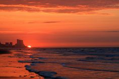 Sunrise over Atlantic CIty by Steve Maciejewski on Flickr.
