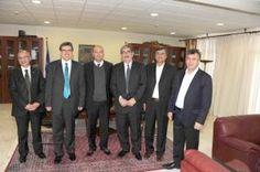 Επίσκεψη του Τούρκου Πρόξενου - στην περιφέρεια Δυτικής Μακεδονίας