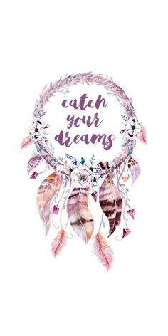 Catch your dreams dream catcher wallpaper iphone, phone wallpaper boho, feather wallpaper, mobile Cute Backgrounds, Cute Wallpapers, Wallpaper Backgrounds, Iphone Wallpaper, Phone Backgrounds, Screen Wallpaper, Wallpaper Quotes, Dreamcatcher Wallpaper, Wind Chimes