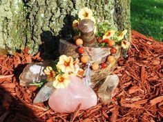 Orange Aventurine and Carnelian Bracelet by LunasMagicks on Etsy