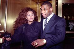The time Tyson confronted Jordan over Robin Givens