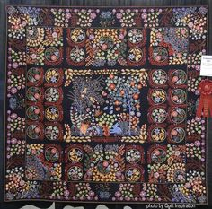 Highlights of the 2016 AQS QuiltWeek: Exemplary Applique