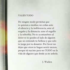 Text Quotes, Poetry Quotes, Book Quotes, Life Quotes, Motivational Phrases, Inspirational Quotes, Love Phrases, Spanish Quotes, Love Messages