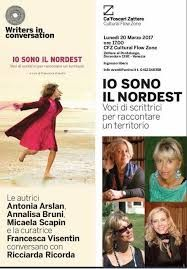 Writers in conversation al Ca' Foscari #iosonoilnordest