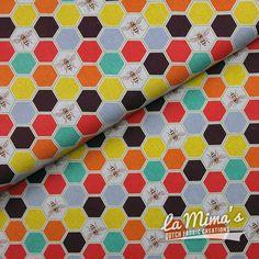 Echino | Bee Happy - Yellow Orange