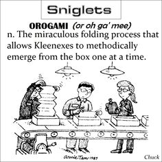 Orogami