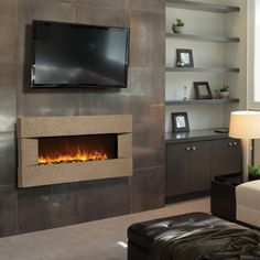 Electric Fireplace Design Ideas Electric Fireplace Ideas For Basement