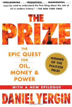 From 9.98:The Prize: The Epic Quest For Oil Money & Power | Shopods.com