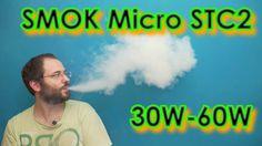 SMOK Micro STC2 coil review, 30W - 60W, How it vapes? #vaping #vape #vapor #vaper #vapers, #smok