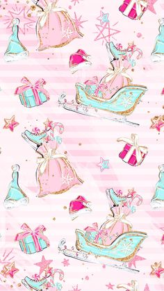 Christmas wallpaper iphone cute pink ideas for 2019 Christmas Wallpaper Iphone Cute, Cute Wallpaper For Phone, Wallpaper Iphone Disney, Kawaii Wallpaper, Mobile Wallpaper, New Year Wallpaper, Winter Wallpaper, Noel Christmas, Pink Christmas