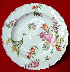 A primeira porcelana inglesa - Chelsea