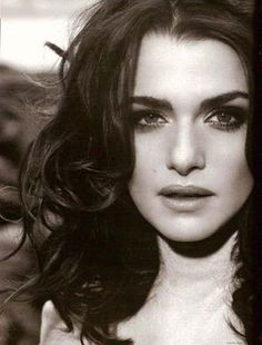 The gorgeous Rachel Weisz
