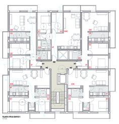 MIRAG Millet Ramoneda — Social housing in Sentmenat