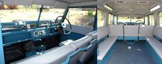 1964 Land Rover 109 SE2a Safari wagon original restoration