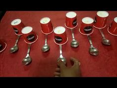 KITTY GAME ONE MINUTE jumping cup three 3 step masti game - YouTube Funny Party Games, Silly Games, Birthday Party Games, 1 Min Games, Cup Games, One Minute Party Games, Minute To Win It Games, Indoor Games For Kids, Fun Games For Kids