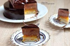 """Торт """"Andalucia"""" - шоколад/апельсин"""