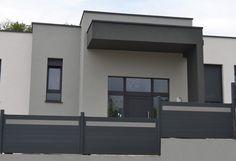facade grise anthracite - Recherche Google