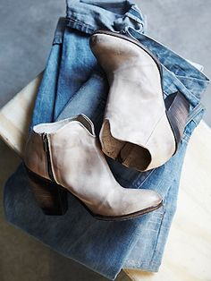 Detroit Ankle Boot