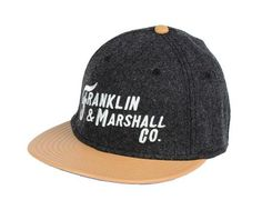FRANKLIN & MARSHALL Fitted Baseball Cap