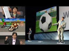 Nintendo E3 2007 Press Conference - YouTube