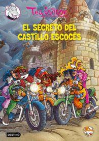 EL SECRETO DEL CASTILLO ESCOCES TEA STILTON