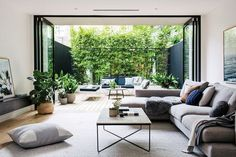 Inner-city Oasis — Adore Home Magazine