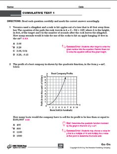 Printables 3rd Grade Math Staar Test Practice Worksheets pinterest the worlds catalog of ideas use a practice cumulative test that has been aligned to texas standards and teks help