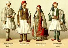 Albanians of Janina/Ioannina, Epirus