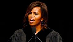 Michelle Obama's Commencement Speech Will Keep Your Head In The Game