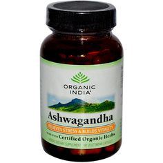 Ashwagandha | Supports the thyroid, reduces cortisol (the fat hormone) and eases stress