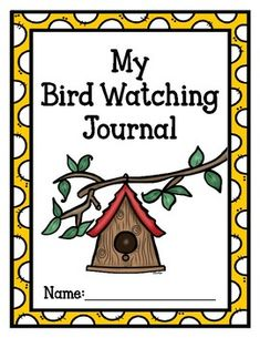 Now that spring is here use this bird watching journal to add some extra fun and learning to watching birds in or out of doors. Color and black and white versions both included.Pages Included:-Journal Cover Page-Bird Watching Journal/ID Page-Bird Watching Notes Page-Nest Observations Page-Bird Colors Graph-Bird ID cards (10 total to help kids start identifying birds)-4 Blank Bird ID Cards (to make your own)