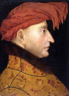 Людовик II Анжуйский (1377-1417) Charles Viii, Roi Charles, Naples, Rome, Royal Family Trees, French Royalty, Philadelphia Museum Of Art, Watercolor Drawing, Italian Art