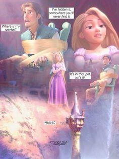 Tangled #Disney