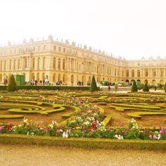 Let them eat cake! Versailles, France